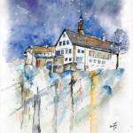 Burg Hohenbregenz - 36x48