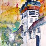 Bregenz Martinsturm - 51x37
