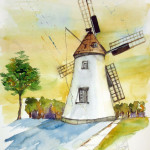 podersdorf windmühle