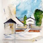parndorf harrach mausoleum