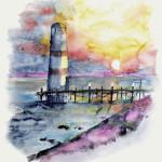 podersdorf leuchtturm